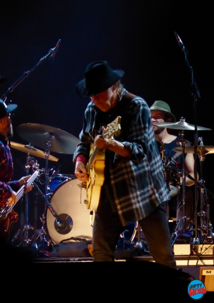 Neil Young and Promise of the Real en Madrid Mad Cool Festival.9