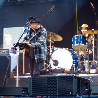 Neil Young and Promise of the Real en Madrid Mad Cool Festival.1