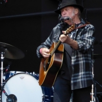 Neil Young and Promise of the Real en Madrid Mad Cool Festival.2
