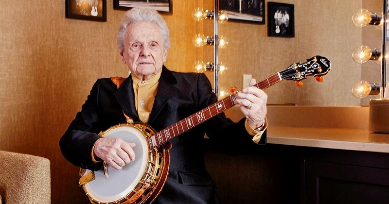 Adiós a Ralph Stanley uno de los pioneros del Bluegrass