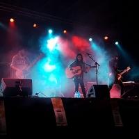 El Último Vals en Frías 2016 Frank en concierto