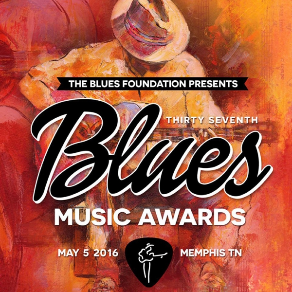 Ganadores Premios del Blues Awards 2016