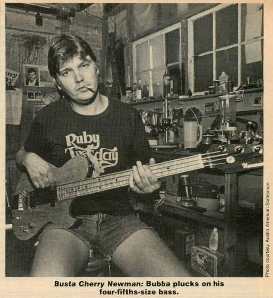 Adiós a Ted Newman-Jones, diseñador y constructor de guitarras de Keith Richard, Clapton o Dylan