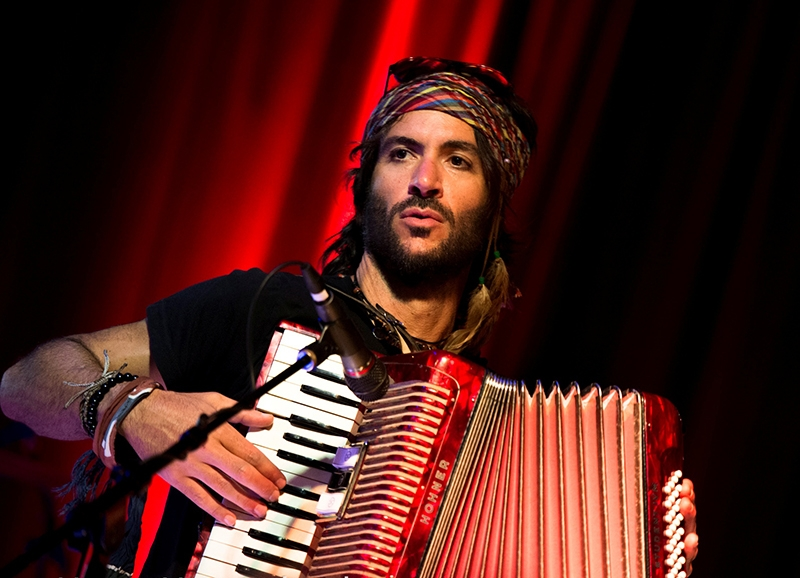 Rami Jaffee y Cord Carpenter gira 2016