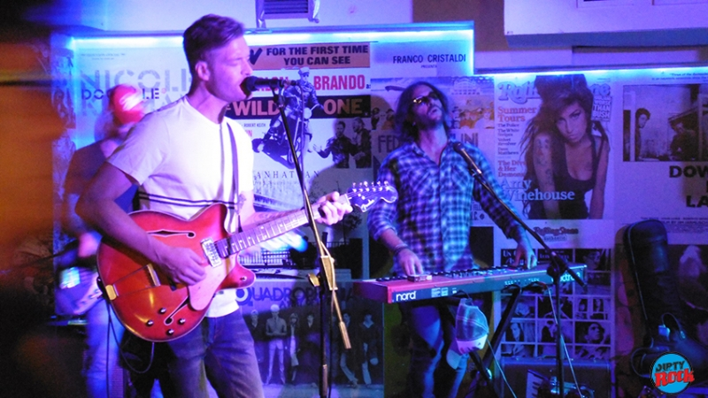 Cord Carpenter Band y Rami Jaffee en Tenerife 2016.3