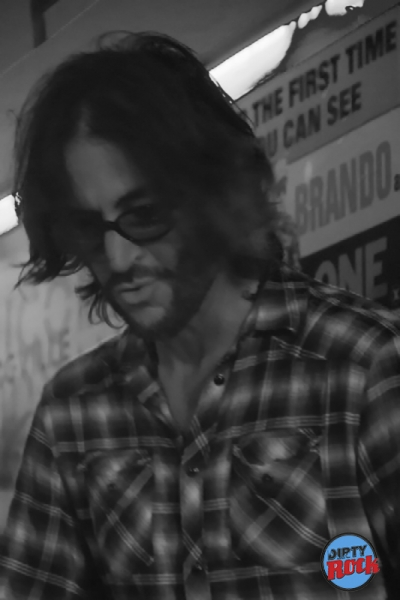Rami Jaffee con Cord Carpenter Band Tenerife Lone Star 2016
