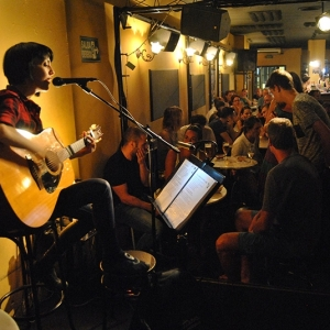 Lauri cantautora Barcelona 2016.1
