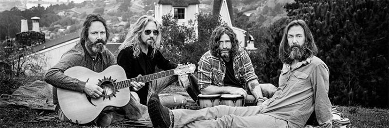 Chris Robinson Brotherhood publican nuevo dsico Anyway You Love, We Know How You Feel 2016