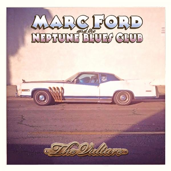 Marc Ford The Vulture nuevo disco y gira española 2016