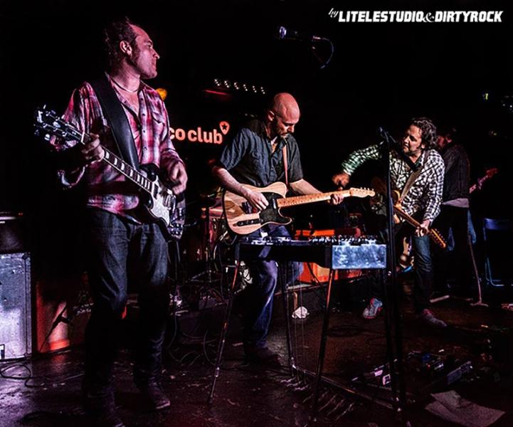 Marc Ford The Vulture, nuevo disco y gira española Las Palmas 10 junio 2017