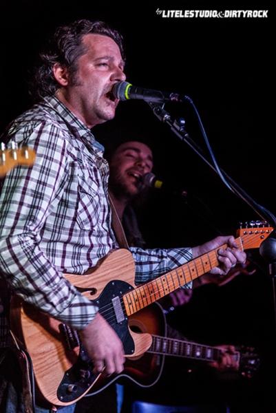 Marc Ford The Vulture, nuevo disco y gira española