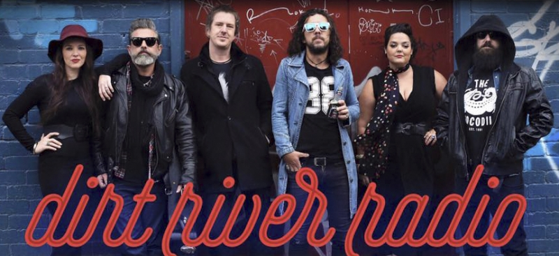 Dirt River Radio presentan en España su nuevo Sun City White