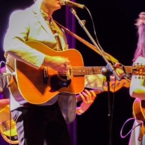 Sam Outlaw en el Huerca Country Festival 2016