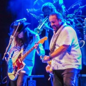 The Mavericks en el Huerca Country Festival