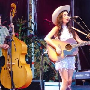 Whitney Rose en el Huerca Country Festival 2016.1