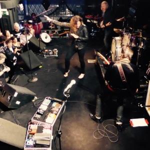 Rival Sons en Madrid GetMAD festival 2016.12