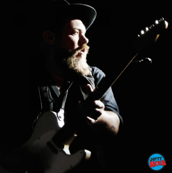 Nathaniel Rateliff & The Night Sweats Madrid 2016