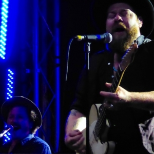 Nathaniel Rateliff & The Night Sweats en Madrid 2016 Sala BUT