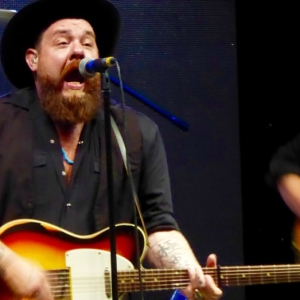Nathaniel Rateliff & The Night Sweats en Madrid 2016 crónica
