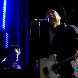 Nathaniel Rateliff & The Night Sweats en Madrid 2016