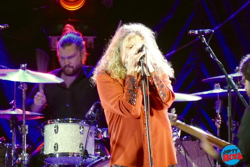 Robert Plant en las Noches del Botánico Madrid 2016.4