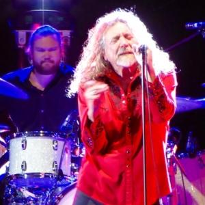 Robert Plant en las Noches del Botánico Madrid 2016.3