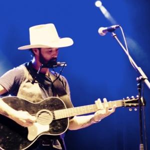 Ryan Bingham en el Huercasa Country Festival 2016.1