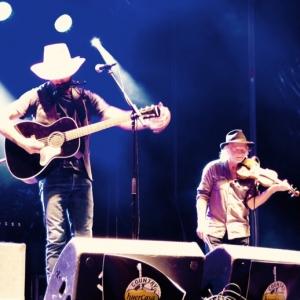 Ryan Bingham en el Huercasa Country Festival 2016.2