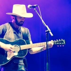 Ryan Bingham en el Huercasa Country Festival 2016.6