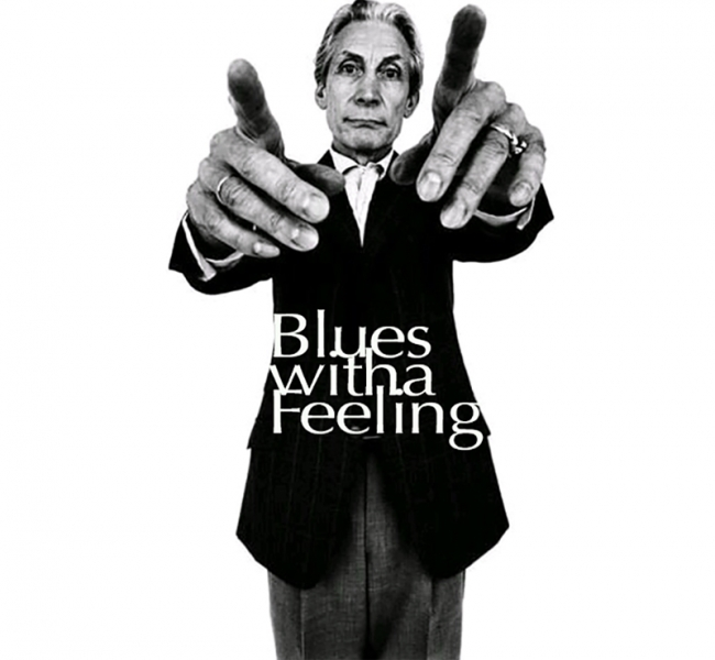 Rolling Stones Blues with A Feeling nuevo disco