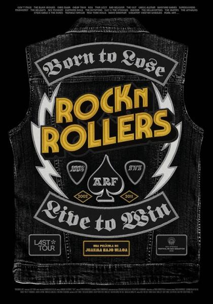 RockNRollers Azkena Rock Festival documental