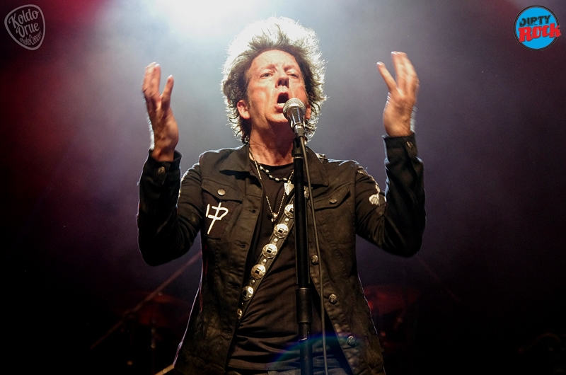 Willie Nile Band Bilbao 2016.11