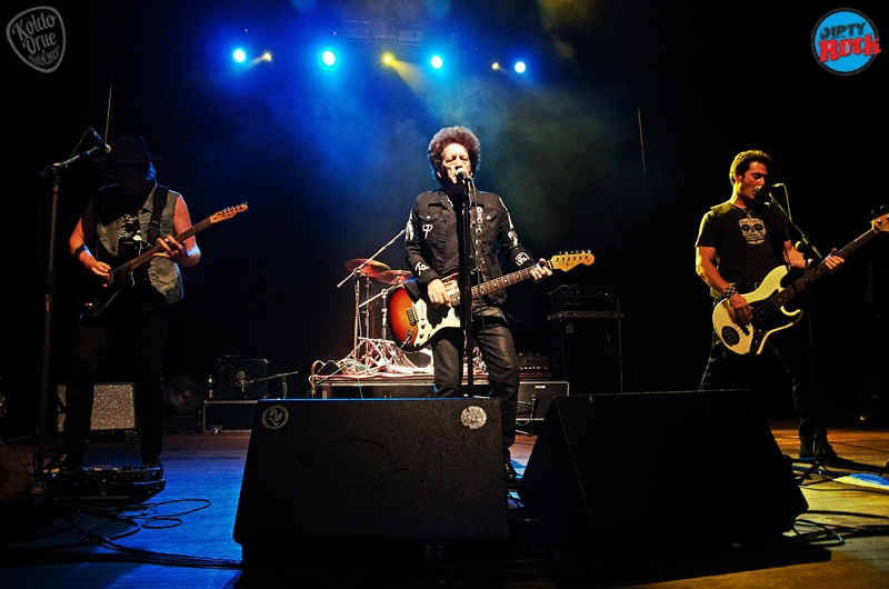 Willie Nile Band Bilbao 2016