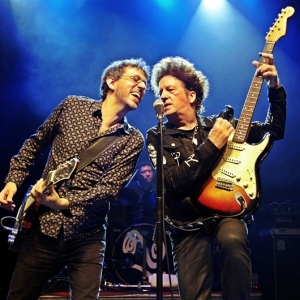 Willie Nile Band Bilbao 2016.12