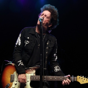 Willie Nile Band Bilbao 2016.5