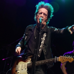 Willie Nile Band Bilbao 2016.6
