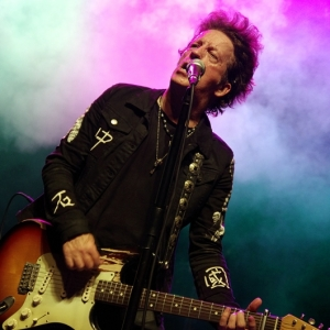 Willie Nile Band Bilbao 2016.7