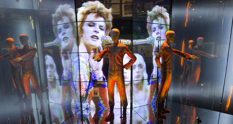 La exposición David Bowie is estará en Barcelona en 2017
