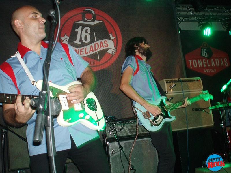 David Marks y The A-Phonics Valencia