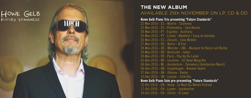 Howe Gelb gira española para presentar Future Standars