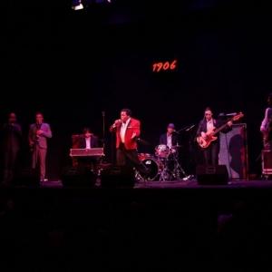 Lee Fields en el Teatro Lara de Madrid.7