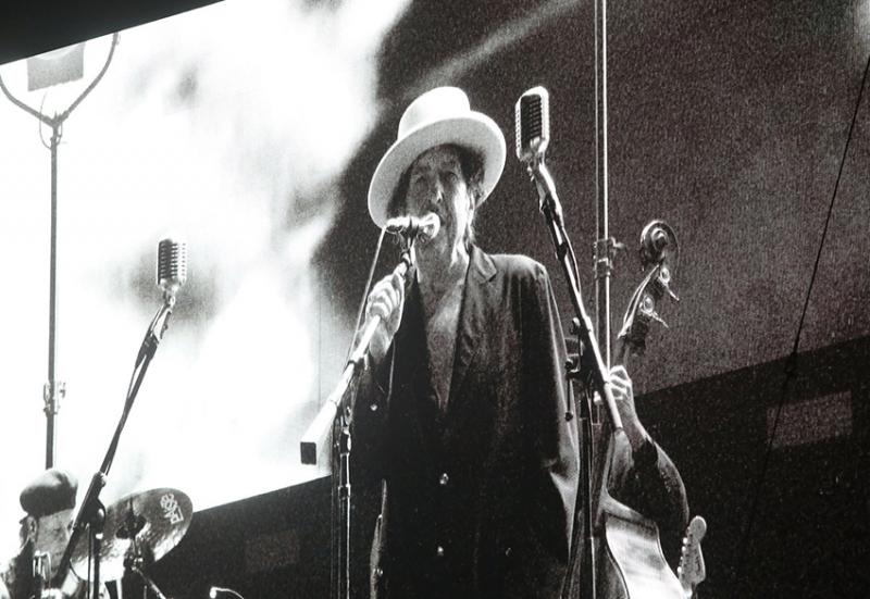 Bob Dylan en el Desert Trip Festival