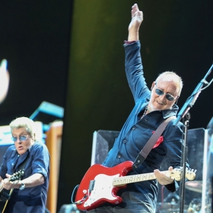 The Who y Roger Waters en el Desert Trip Festival 2016