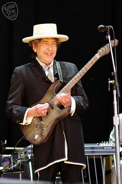 Bobo Dylan Nobel de Literatura 2016 Koldo Orue