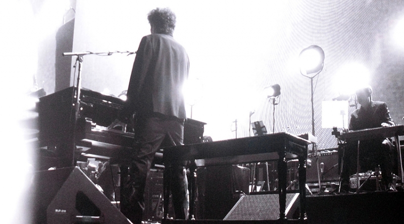 Bob Dylan Desert Trip festival 14 octubre 2016.2