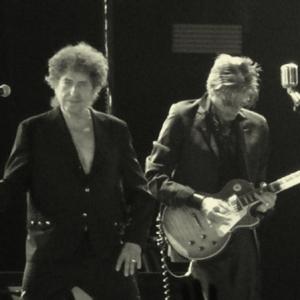Bob Dylan en el festival Desert Trip 2016