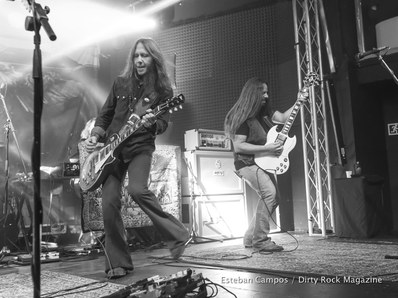 Blackberry Smoke en Madrid y Barcelona en 2017
