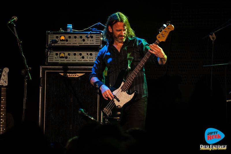 Paul Gilbert en concierto Madrid 2016.2