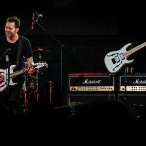 Paul Gilbert en concierto Madrid 2016.3