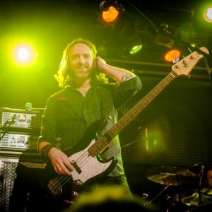 Paul Gilbert en concierto Madrid 2016.6